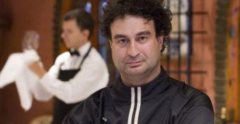 El chef toledano Pepe Rodríguez, ponente en el Festival Gastronómico D*NA