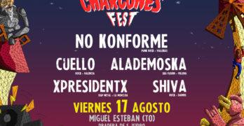 El Charcones Fest, un oasis de música alternativa en plena llanura manchega