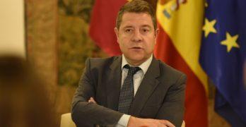 """Page se ve """"rozando"""" la mayoría absoluta tras haber """"reconstruido"""" Castilla-La Mancha"""