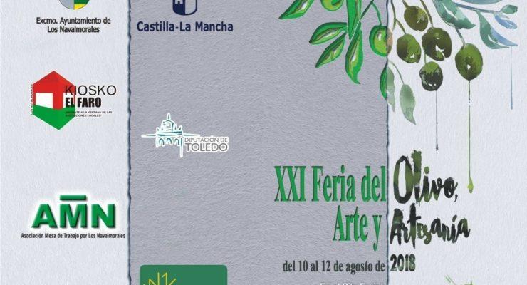 Los Navalmorales celebra este fin de semana su XXI Feria del Olivo, Arte y Artesanía