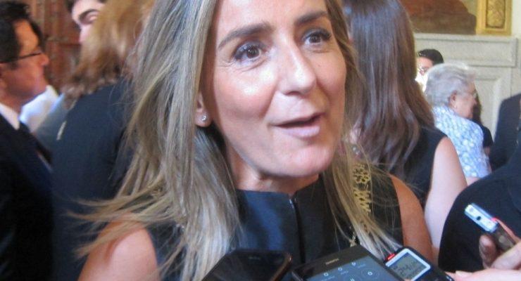 """La alcaldesa de Toledo dice que la Feria de 2019 será """"muy distinta"""" y en Safont"""