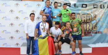 El Hard Running toma Toledo con la Copa del Mundo y más de un centenar de deportistas de élite