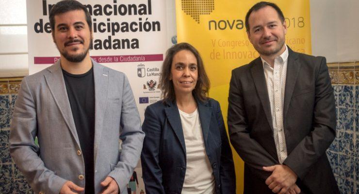 Toledo será 'capital' de la participación ciudadana y la innovación pública con el Congreso NovaGob