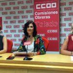 """CCOO denuncia la presencia """"masiva y fraudulenta"""" de trabajadores de ETT en empresas de Toledo"""