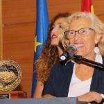 """Manuela Carmena: """"La migración es extraordinariamente positiva para todas las sociedades"""""""