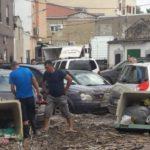 Cebolla solicitará la declaración de zona gravemente afectada tras la riada