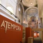 La exposición 'aTempora' alcanza las 40.000 visitas y quintuplica los datos del Museo Ruiz de Luna