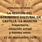 A debate este jueves el Plan Estratégico de Cultura en Castilla-La Mancha