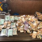Encuentran 250.000 euros abandonados en el arcén de la A-4 en Tembleque