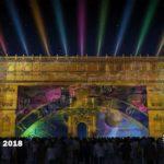 Las claves de tráfico y movilidad para disfrutar de 'Luz Toledo 2018'