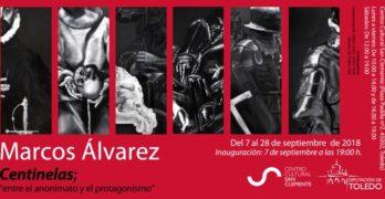 Marcos Álvarez presenta 'Centinelas', una peculiar visión de las obras del Greco