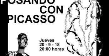 El diseñador José Sánchez homenajea a Pablo Picasso con su nuevo desfile en la iglesia de San Sebastián