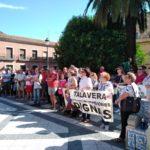 """Toledo y Talavera se alían en la defensa de unas pensiones """"dignas"""""""