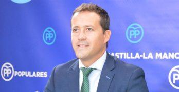 """Carlos Velázquez """"trabaja con el partido"""" para decidir si repite o no como candidato en Seseña"""