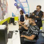 El Hospital de Parapléjicos de Toledo recibe una de las ayudas de la Diputación para su programa cultural con pacientes