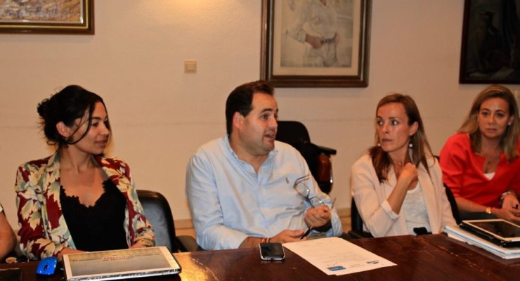 La toledana Claudia Alonso, portavoz regional de la candidatura de Francisco Nuñez en el PP