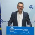 """El PP afirma que prorrogar el contrato de basura cuesta """"270.000 euros más al año"""" a los toledanos"""