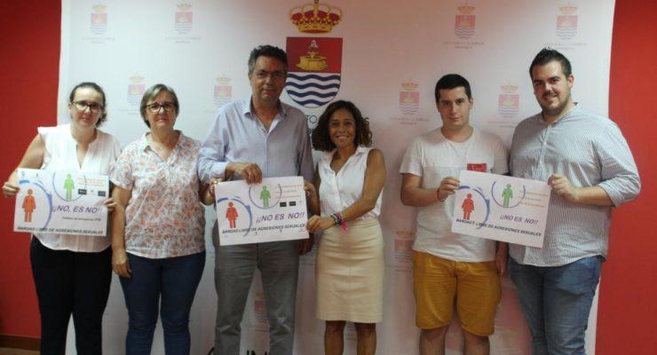 'Sin un Sí, ¡es No!' alienta a los municipios a emprender sus propias campañas contra la violencia machista