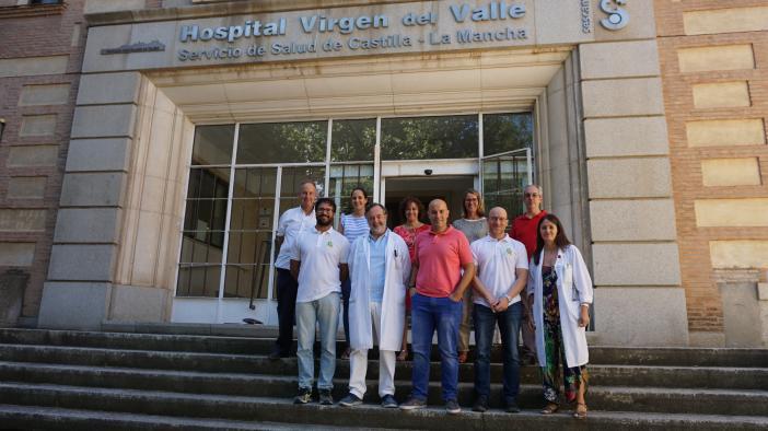 El Hospital de Toledo estudia el deterioro vascular con el objetivo de retrasar el envejecimiento no saludable