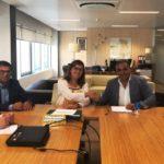 Almorox acuerda con la Junta la construcción de un nuevo consultorio local