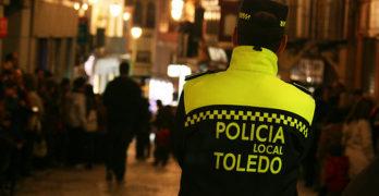 Dos jóvenes se enfrentan a una multa de entre 1.500 y 3.000 euros por pintar graffitis en el Casco Histórico