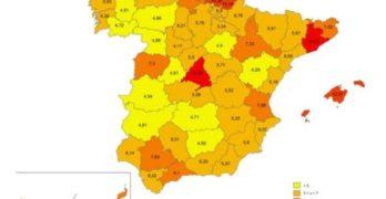 Castilla-La Mancha es la región donde más ha crecido el régimen de alquiler en la última década
