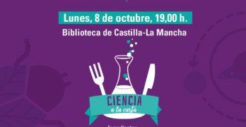 Regresan los 'Maridajes Cuánticos' de Ciencia a la Carta en la Biblioteca de Castilla-LaMancha