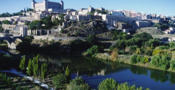 Cortes de tráfico en Toledo con motivo de la II Vuelta del Tajo