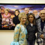 """""""El amor por Toledo"""" como seña de identidad de la exposición de Arte Dalilla & Galván"""