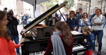 """""""Toledo se viste de música"""" con seis pianos repartidos por la ciudad"""