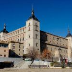 Toledo desde el cielo de la Biblioteca
