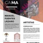 """'Amalgama', un homenaje artístico al """"caminar reivindicativo e idealista"""" del escultor Manuel Fuentes"""