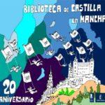 Exposiciones, encuentros con autores o conciertos para celebrar el 20 aniversario de la Biblioteca regional