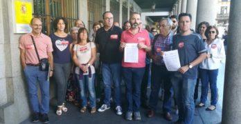 """Los pensionistas regresan a las calles: """"No nos creemos el acuerdo del Pacto de Toledo"""""""