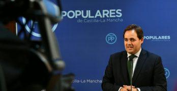 Cinco mensajes del sucesor de Cospedal  en su primera semana como presidente del PP