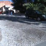 Más espacio para el peatón en la plaza de Don Fernando, entre Pozo Amargo y la Bajada del Barco