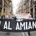 Vecinos de Toledo participan en un encuentro internacional que pide erradicar el amianto del planeta