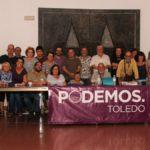 Podemos celebrará un debate entre los tres aspirantes a dirigir la formación en Toledo