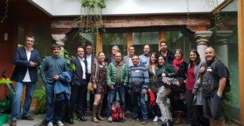 Una propuesta de ecosistema energético municipal, ganadora de la 'Climathon' en Toledo