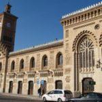Comienzan los contactos para preparar el primer centenario de la estación de tren de Toledo