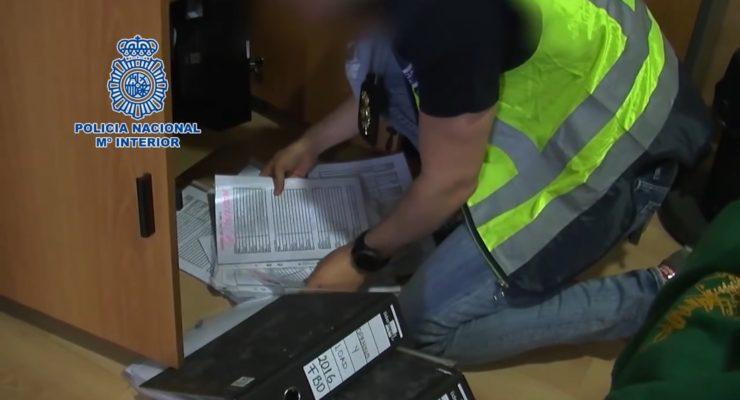 Toledo, entre las provincias implicadas en un fraude de 27,5 millones a la Seguridad Social
