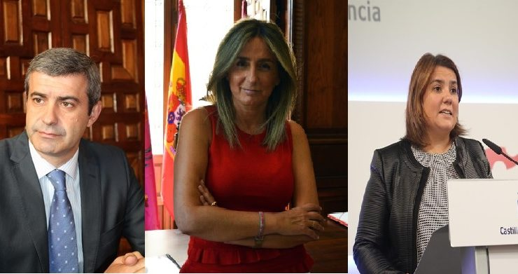 """Gutiérrez cree que Tolón ganará con """"mayoría"""" en Toledo y destaca """"la extraordinaria fuerza"""" de García Élez"""