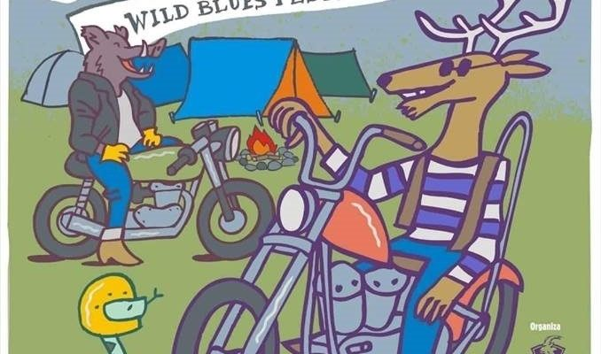 Motos, naturaleza, blues y rock este fin de semana en Los Yébenes