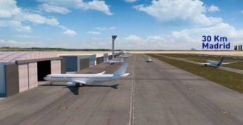 Presentan las primeras alegaciones al futuro aeropuerto en Casarrubios del Monte
