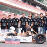 Estudiantes de Ingeniería buscarán en FARCAMA financiación para desarrollar un monoplaza eléctrico