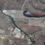 """Advierten del """"peligro de muerte"""" de especies piscícolas por el vaciado de la balsa del arroyo San Julián"""