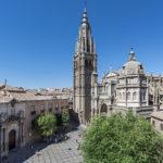 """Sin """"peligro de desprendimientos"""" la Catedral de Toledo, que sí tiene problemas en la fachada sur"""