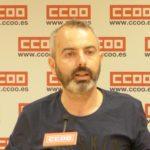 """CCOO """"no se arrugará"""" ante la intención del Ayuntamiento de Talavera de recurrir la sentencia de planes de empleo"""