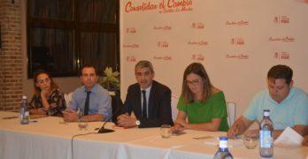 """El PSOE Toledo elegirá antes de finalizar el año """"prácticamente"""" todos los candidatos electorales"""