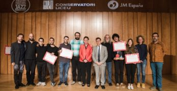 La banda Daniel Juárez Quartet, de Talavera, segundo premio en un concurso joven de jazz nacional